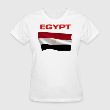 Flag Of Egypt - Women's T-Shirt