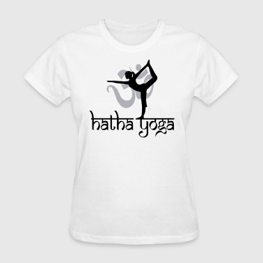 Hatha Yoga - Women's T-Shirt