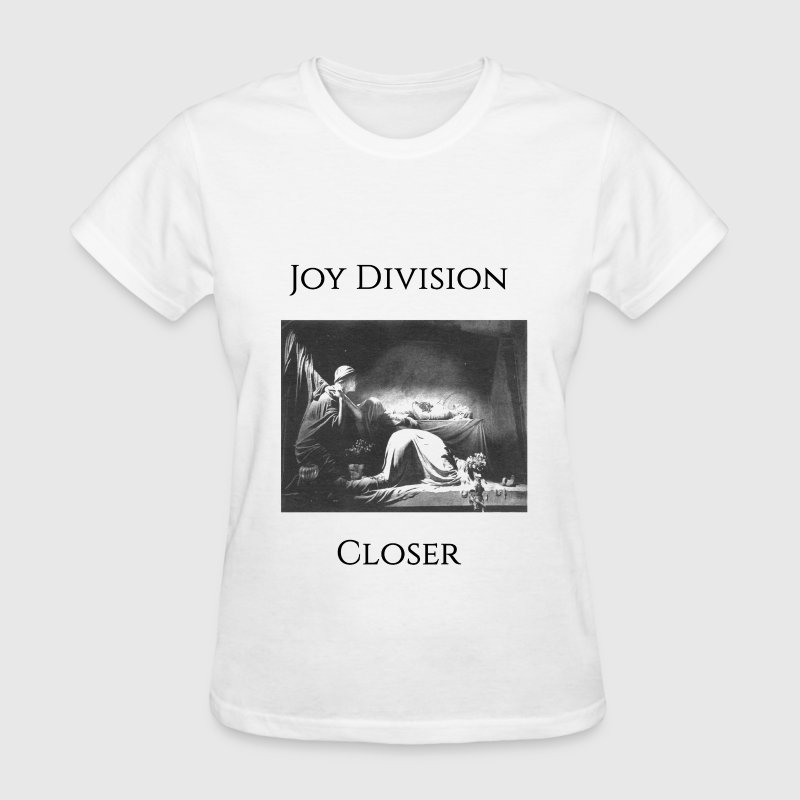 Joy DIvision Closer - Women's T-Shirt