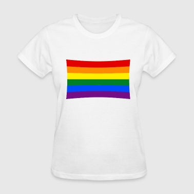 rainbow flag - Women's T-Shirt