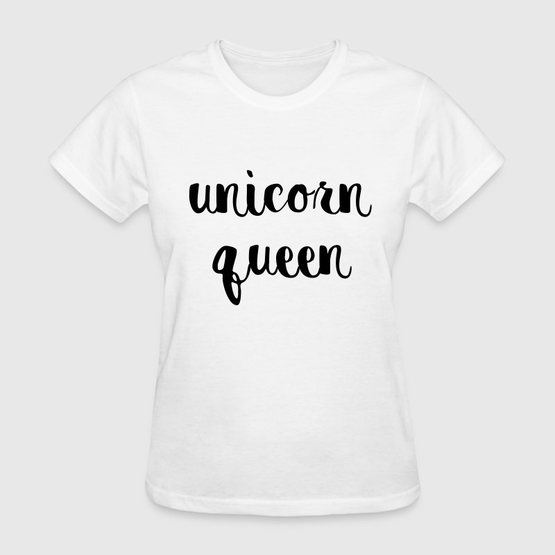 Unicorn Queen - Women's T-Shirt