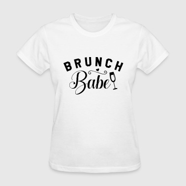 Brunch Babe - Women's T-Shirt