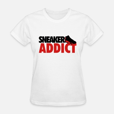 Sneakers Addict sneaker addict bred - Women's T-Shirt