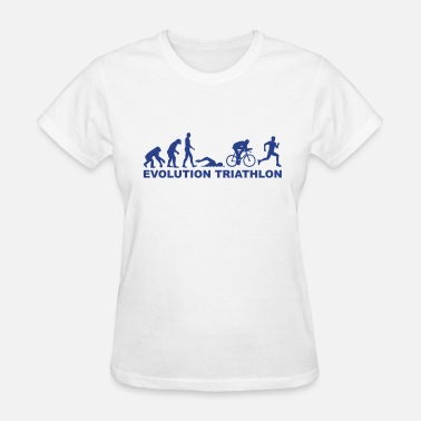 Triathlon Heartbeat Triathlon - Women's T-Shirt