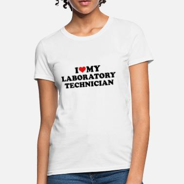 Medical Laboratory Technician Laboratory technician - Women's T-Shirt