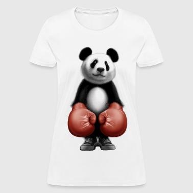 shop boxing panda t shirts online spreadshirt