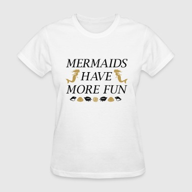 Mermaids - Women's T-Shirt