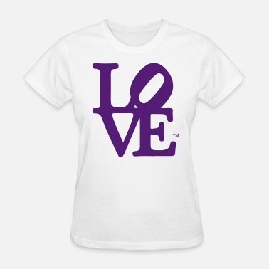 Bisexual Bitch LOVE - Women's T-Shirt