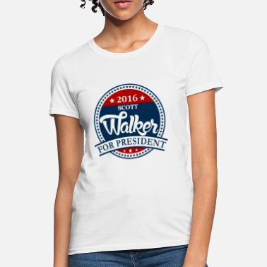 Scott Walker Scott Walker 2016 - Women's T-Shirt