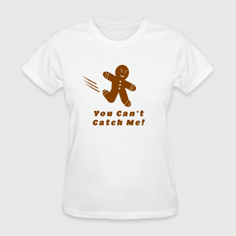 Gingerbread Man - Women's T-Shirt