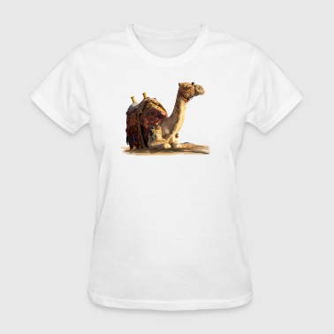 Camel - Women's T-Shirt