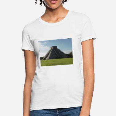 Chichen Itza Chichen Itza Pyramid - Women's T-Shirt
