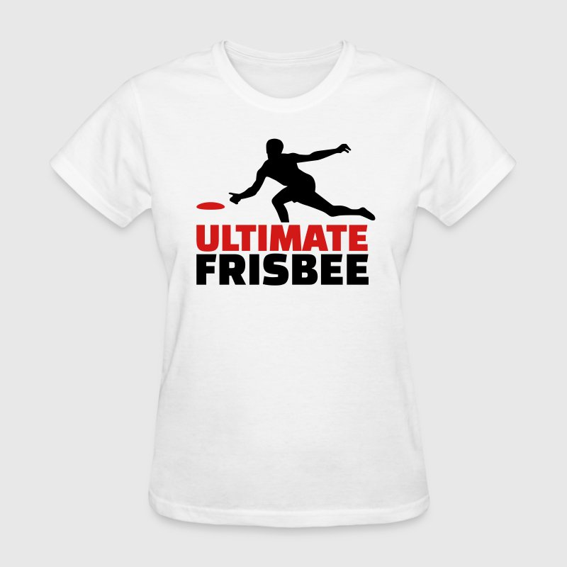 Ultimate Frisbee - Women's T-Shirt