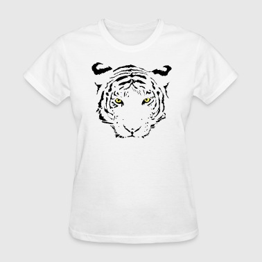 Tiger Lines - Women's T-Shirt