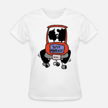 Just Married Just Married - Women's T-Shirt
