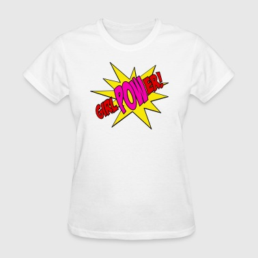 Girl Power Girl Power! - Women's T-Shirt
