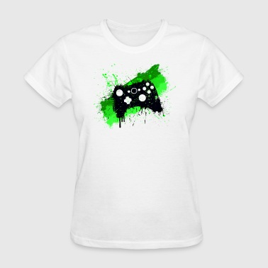 Box Pad Graffiti - Women's T-Shirt