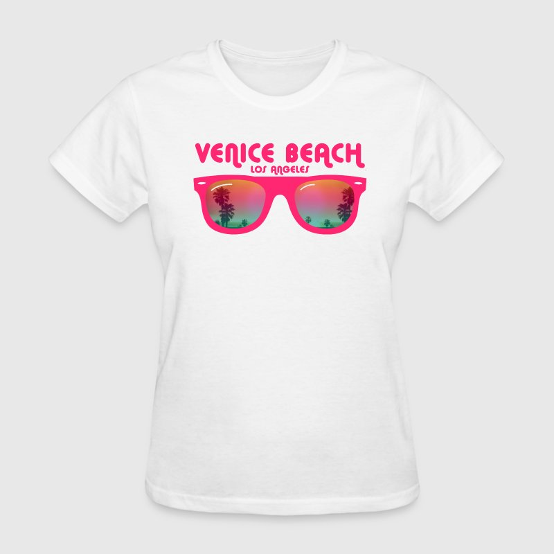 Venice beach los angeles - Women's T-Shirt