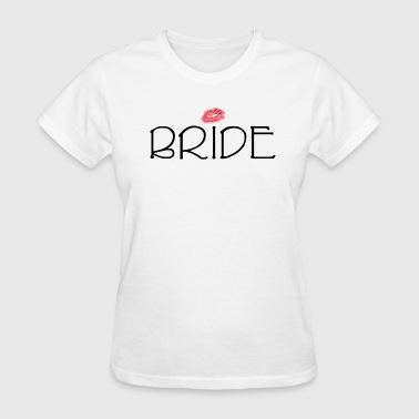 Bride Smooch - Women's T-Shirt