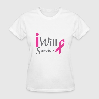 i will survive - Women's T-Shirt