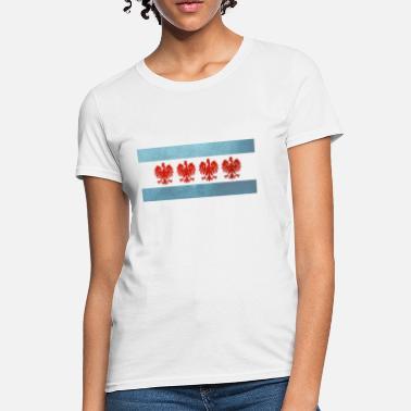 d5af08e2 Shop Polish Flag T-Shirts online | Spreadshirt