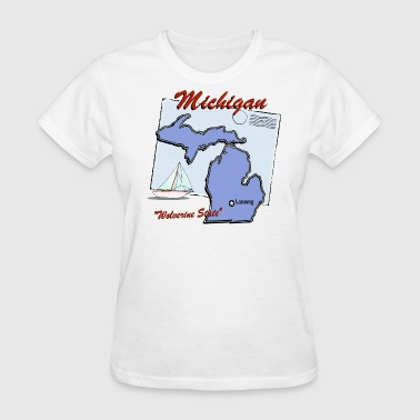 Michigan - Women's T-Shirt