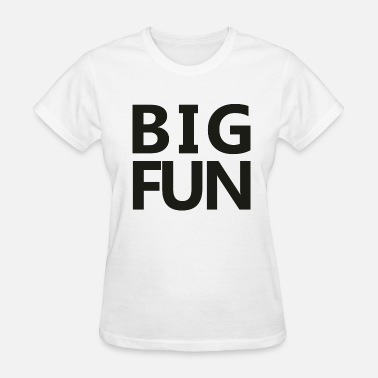 Carry On Films Big Fun - Women's T-Shirt