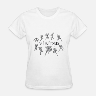 VIKINGS REVISITED 1 - Women's T-Shirt