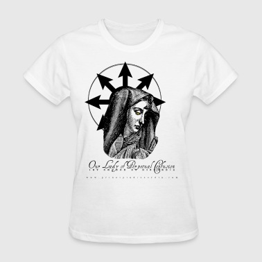 Our Lady of Perpetual Confusion - Women's T-Shirt