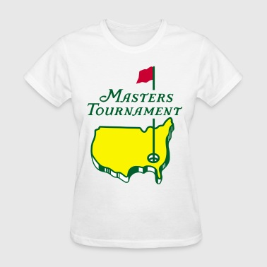 Masters Golf Tournament Black golf brother - Women's T-Shirt