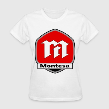 Long Motorcycles Montesa Style Motorcycle Printed Motorcycle - Women's T-Shirt