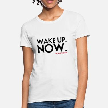 Crysis Wake up. NOW. - Women's T-Shirt