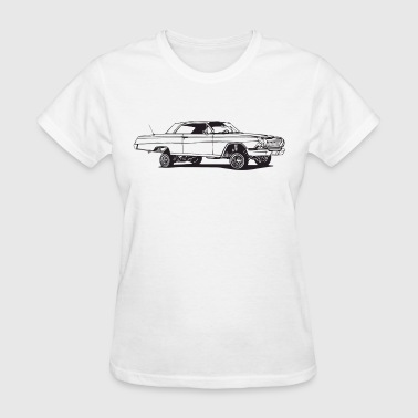 Low Rider HD Design - Women's T-Shirt