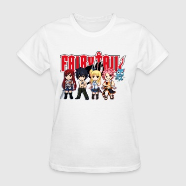 The Great Demon Group of Fairy Tail Anime - Women's T-Shirt