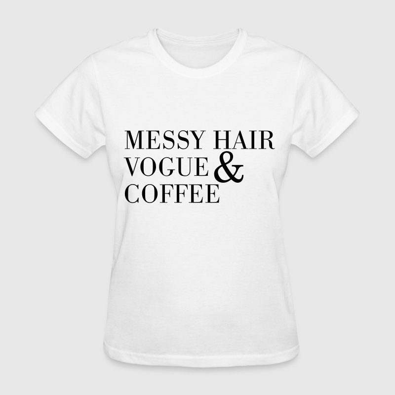 Lazy Sunday Mug - Women's T-Shirt