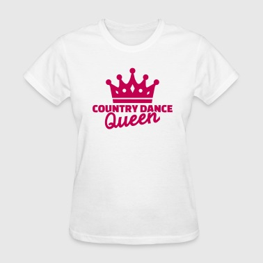 Country dance - Women's T-Shirt