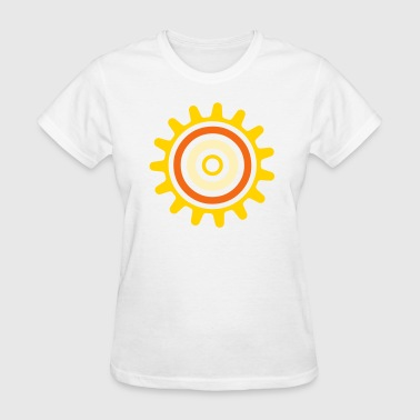 cogwheel - Women's T-Shirt