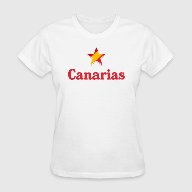 Stars of Spain - Canarias - Women's T-Shirt