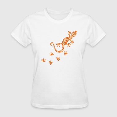 Gecko - Women's T-Shirt