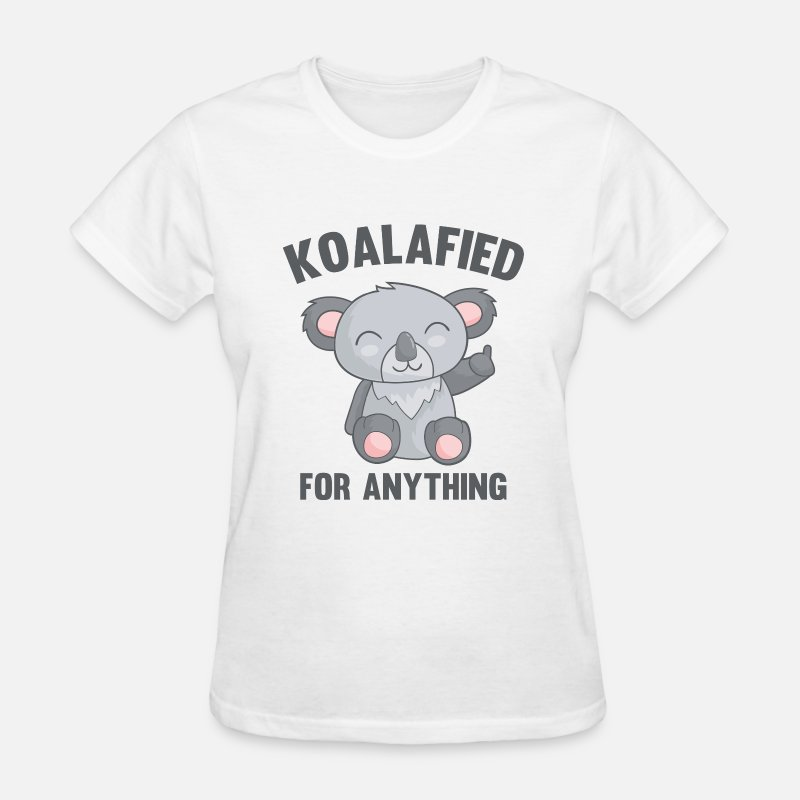 Shop Koala T-Shirts online | Spreadshirt