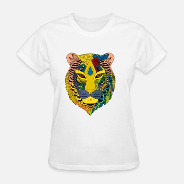 Felino Lion Clown - Women's T-Shirt