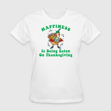 Women's Thanksgiving - Women's T-Shirt