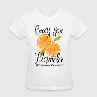 Pray For Usa Pray For Florida - Women's T-Shirt