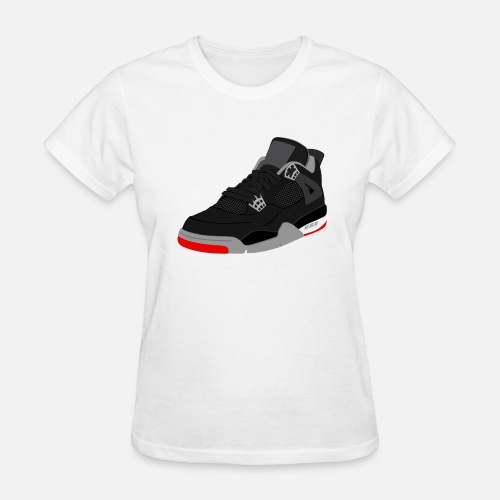 new concept c5429 9ebad jordan 4 bred shirts
