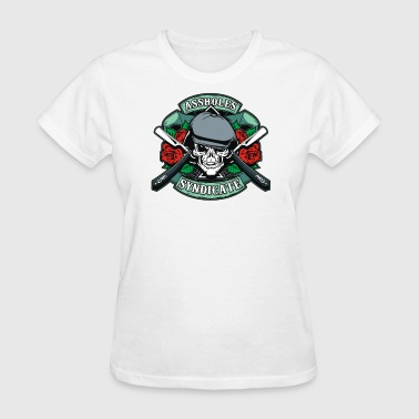 assholes syndicate - Women's T-Shirt