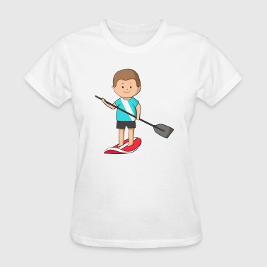 Bodyboarding 3 - Women's T-Shirt