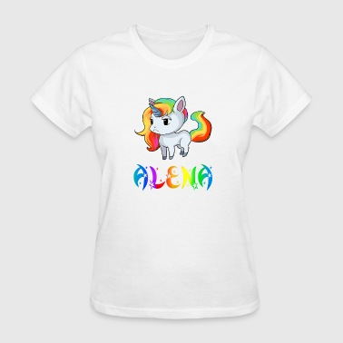 Alena Unicorn - Women's T-Shirt