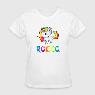 Rocco Unicorn - Women's T-Shirt