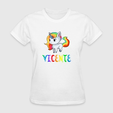 Vicente Vicente Unicorn - Women's T-Shirt