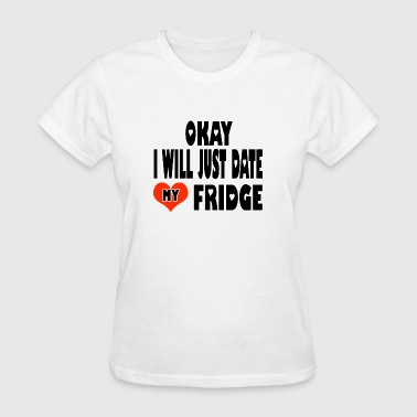 Funny Anti Valentine Design - Women's T-Shirt